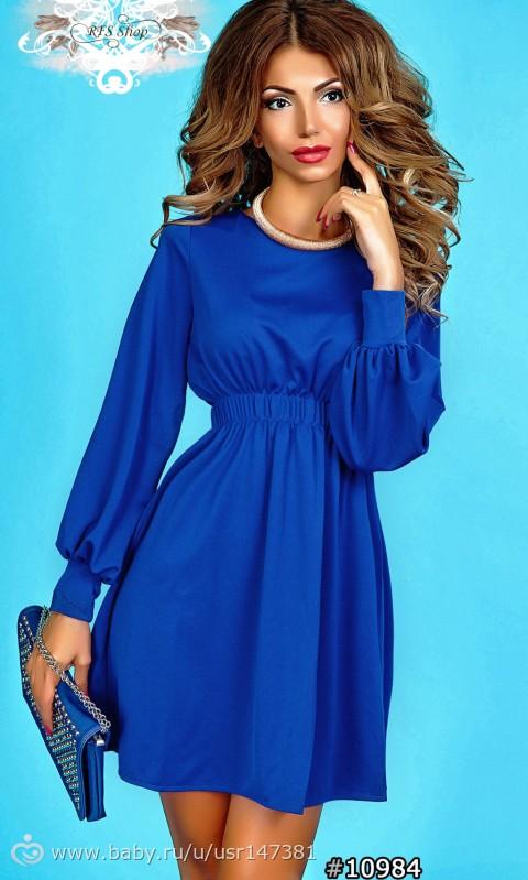 Фото платье с завышенной линией талии 144