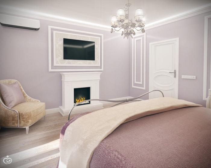 Дизайн спальни 4 кв.м