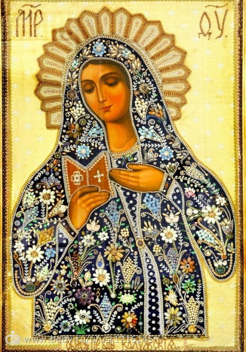 Казанская божья матерь при беременности
