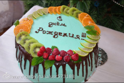 Как научится печь торты в домашних условиях 667