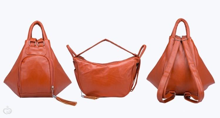 Женская сумка трансформер своими руками