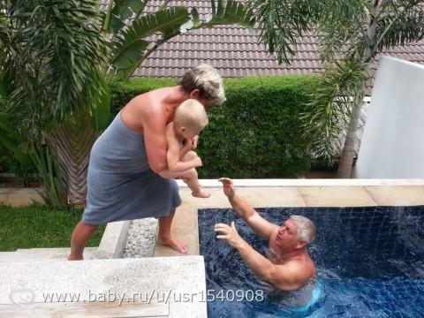 В тайланд с маленьким ребенком