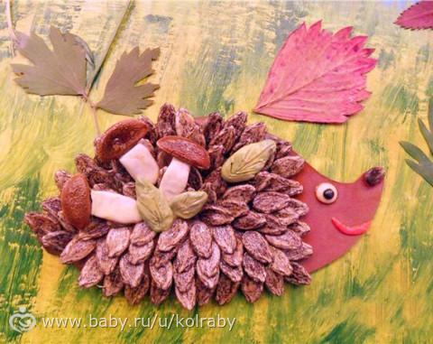 Осенние поделки для детского сада и школы (136 идей) - бэби. ру 56