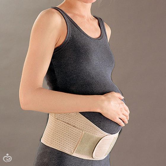 Как одеть бандаж для беременной фото