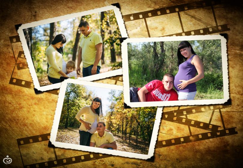 Как сделать фотографию из четырех
