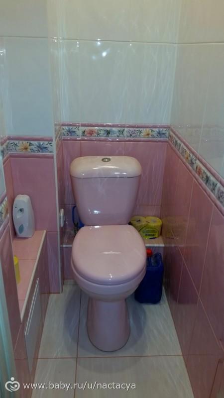 Какой ремонт сделать в туалете с