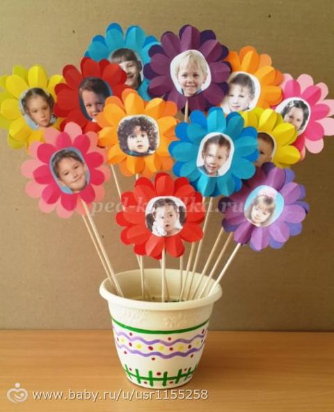 Подарок воспитателю детского сада