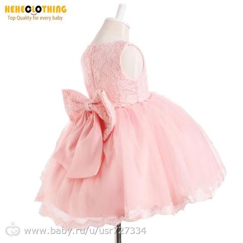 Платье на день рождения 4 года