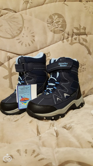 Зимние ботинки Jumbo Bear 04f23196325