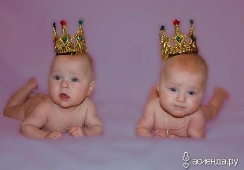 134Поздравление с рождением двойняшек девочек