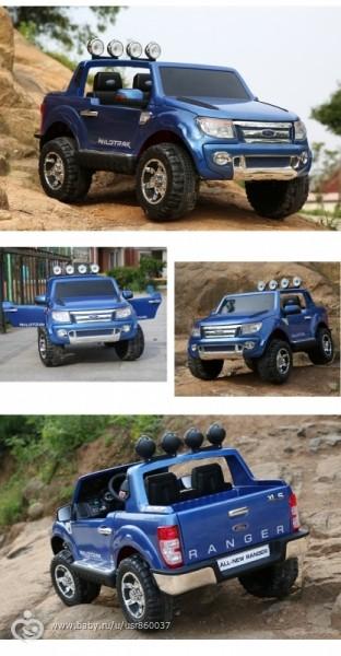 электромобиль ford f 150 #10