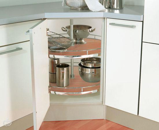 Кухня. система «карусель» для угловых ящиков