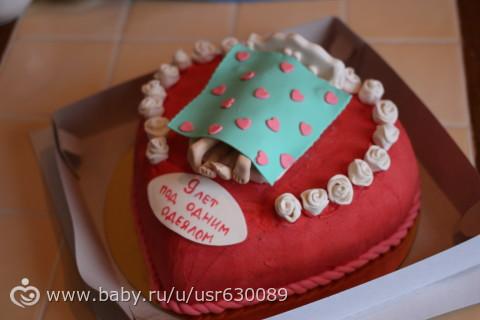 Торт на годовщину свадьбы фото 17 лет