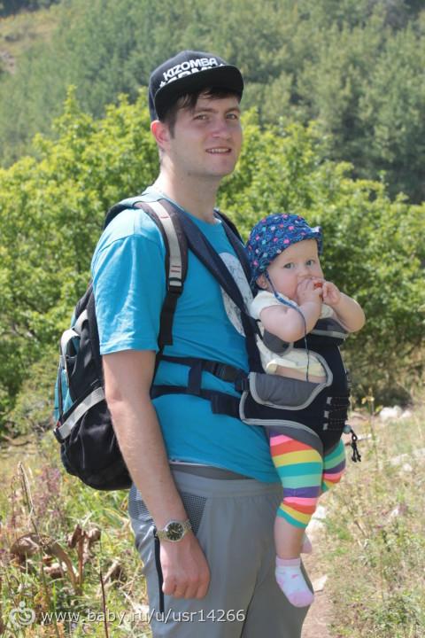 первый поход в горы!