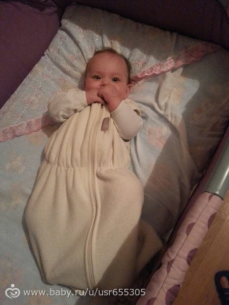 дочке 5 месяцев
