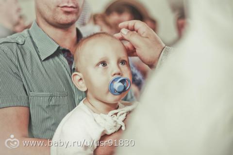 Крещение Симеона (фотопост)