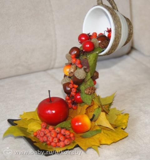 Осенние поделки для детского сада и школы (136 идей) - бэби. ру 43