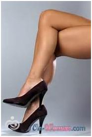 Нога на ногу при беременности